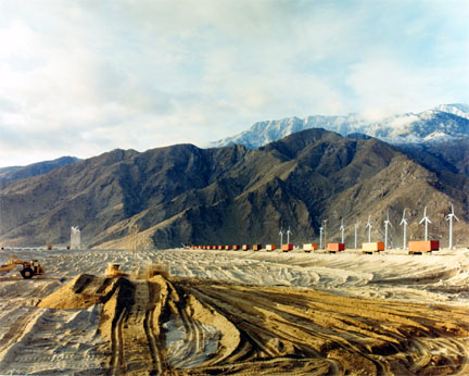 Windmill Farm, San Gorgonio Pass
