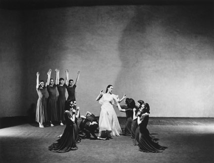 Martha Graham: Primitive Mysteries