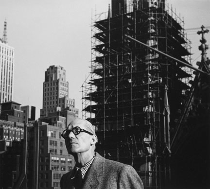 Le Corbusier in New York