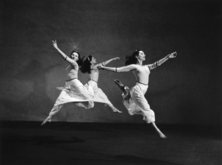 Martha Graham: American Document (Trio: Maslow, Flier, and Mazia)