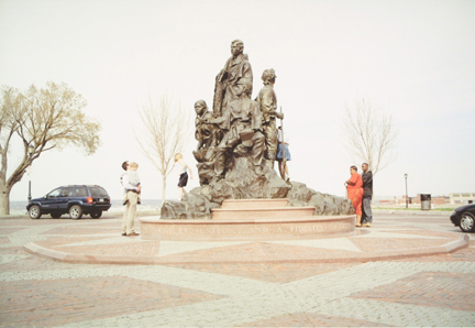 Monument to Expedition, Kansas City, MO