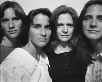 The Brown Sisters, Cambridge, Massachusetts