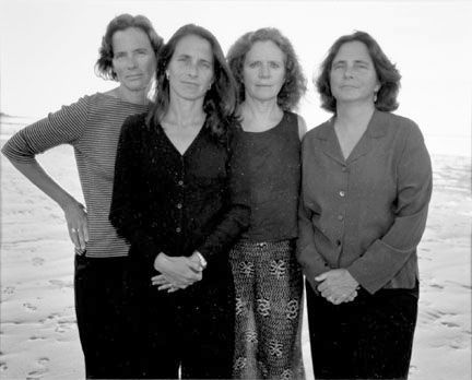 The Brown Sisters, Brewster, Massachusetts, 2001