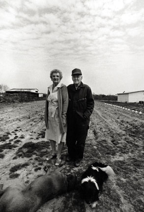 Chester and Kittie Gibbs, Commerce, Texas