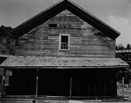 Rustic Building, Northern California
