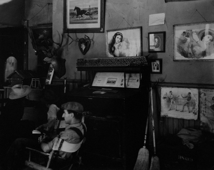 Untitled (Gold Country Store Interior)
