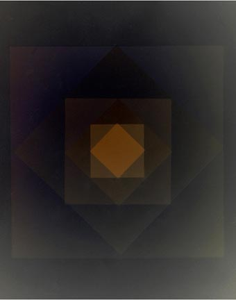 Darker Diamond (Interior Abstraction)
