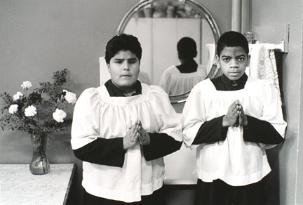 Two Altar Boys of St. Michaels