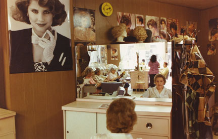 The Love Clock, Barbara's Beauty Salon, from Changing Chicago