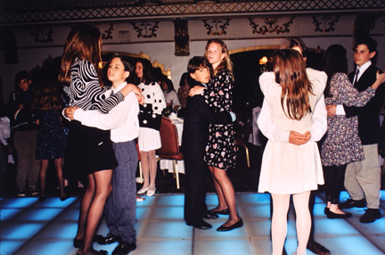 Bat Mitzvah Dance, Knickerbocker Hotel