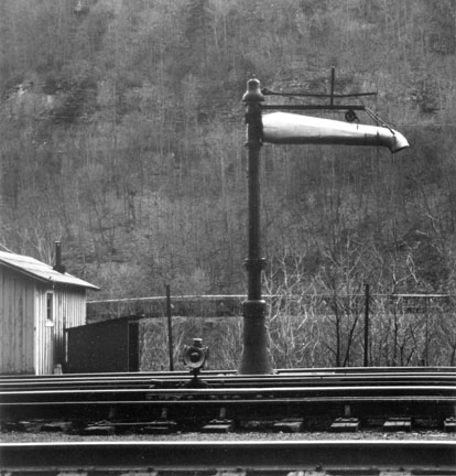 Water Plug, Chesapeake and Ohio Railroad, Thurmond, West Virginia
