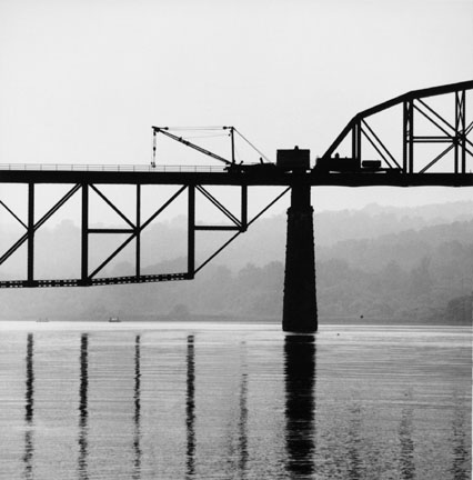 Baltimore and Ohio Railroad Bridge, Between Hayre de Grace and Perryville, Maryland