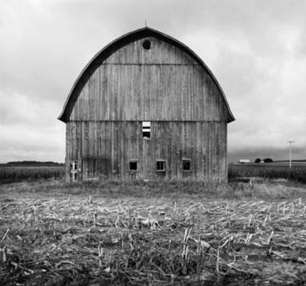 Barn, Clare County, Michigan