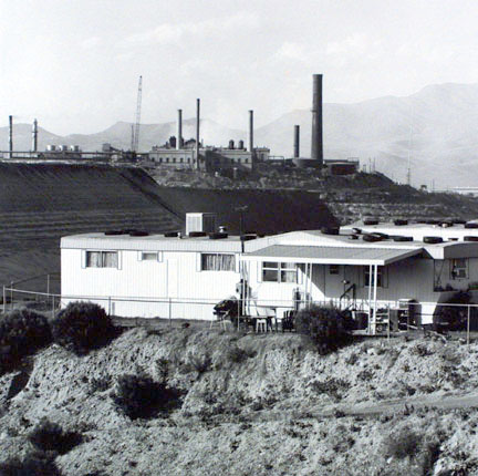 Copper Smelter, Miami, Arizona
