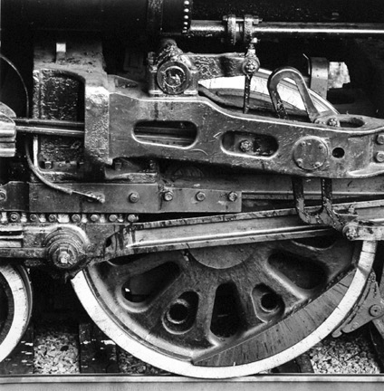 Crosshead, Detail, Canadian National Railway, Locomotive Number 6218, Montpelier Junction, Vermont
