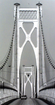 Mid-Hudson Bridge, Poughkeepsie, New York