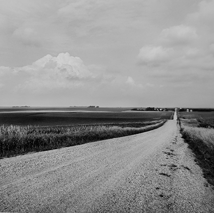 Section Road, Pierce County, Nebraska
