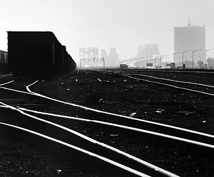 Railroad Yards, South Chicago