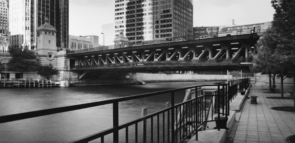 Michigan Avenue, Bridge #2, From