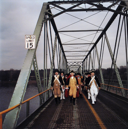 Washington Crossing the Delaware, Washington Crossing, Pennsylvania