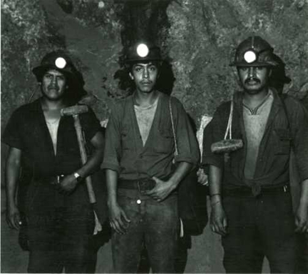 Family of Miners, Mexico 22-5