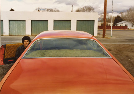 Delano Whitney, Albuquerque, '70 Olds Cutlass, from the