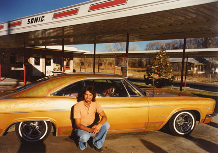 Carlos Archuleta, Espanola, '66 Chevy, from the