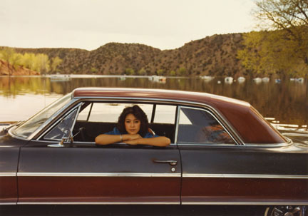 Peggy Martinez, Santa Cruz, '64 Chevy Two-Tone, from the