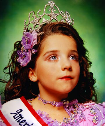 America (Jewel-Joy Stevens, America's little Yankee Miss), from the