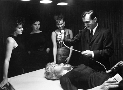 Hugh Hefner, 1968, New Vibrator