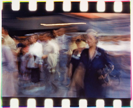 Untitled (Street scene, motion study)