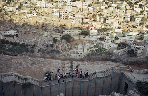 City of David, from the