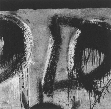 Jalapa 66, from Homage to Franz Kline