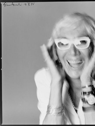 Lina Wertmuller, Director, 14 October 1995, Chicago Studio