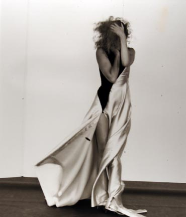 Ferré, 12 June 1996, New York Studio