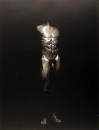 Nude, 28 December 1988, Chicago Studio