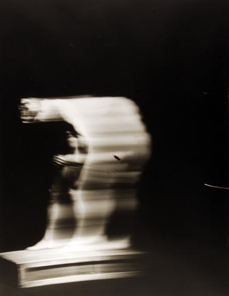 Triptych 4, Study for 3 Figures in a Room, 16 March 1992, Chicago Studio