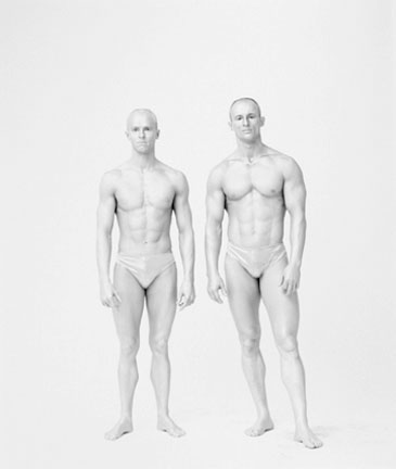 Dariusz and Jaroslaw, 12 February 1998, Chicago Studio