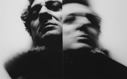 Placido Domingo-Diptych, Singer, 31 October 1990, Chicago Studio