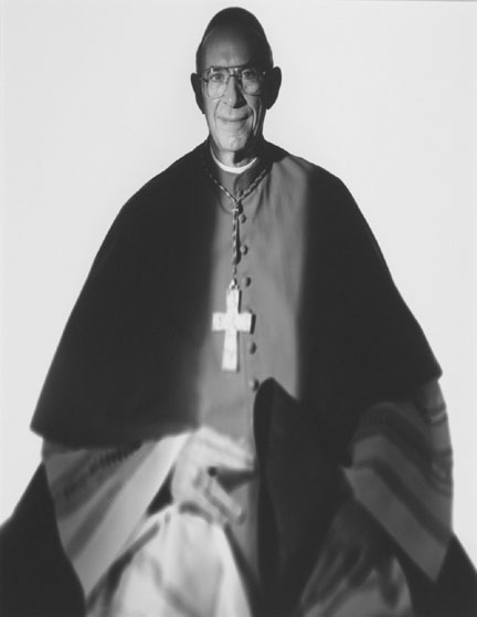 Joseph Cardinal Bernardin, 07 June 1993, Chicago Studio