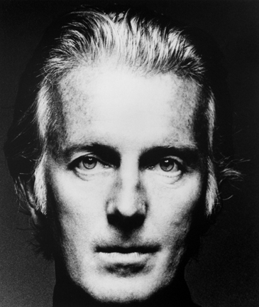 Hubert de Givenchy, Fashion Designer, 09 July 1975, Chicago Studio
