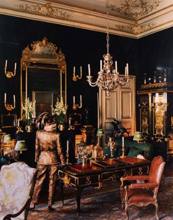 Givenchy Salon Vert, 05 September 1991, Paris