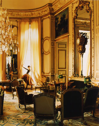 Givenchy Grand Salon, 05 September 1991, Paris