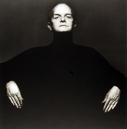 Truman Capote, Author, 12 April 1977, New York Studio