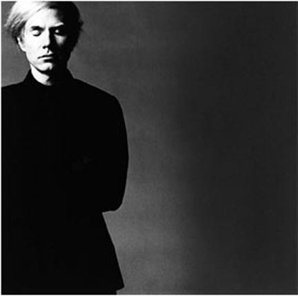 Andy Warhol, Artist, 26 January 1972,
