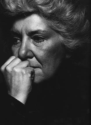 Maureen Stapleton-Diptych, Actor, 12 June 1978, New York Studio
