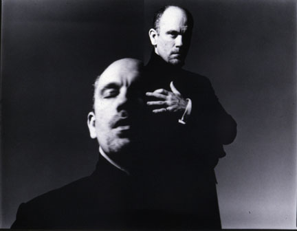 John Malkovich-Diptych, Actor, 14 March 1996, Chicago Studio