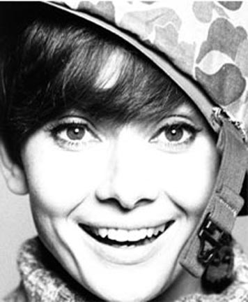 Audrey Hepburn, Actor, 07 March 1967, Hollywood California