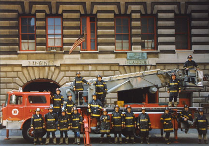 New York City Fire Department (F.D.N.Y.), from