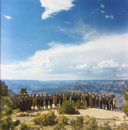 Grand Canyon National Park, National Park Service Grand Canyon, AZ,  from the